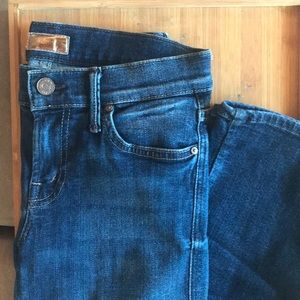 Mother rascal jeans
